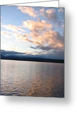 Poulsbo Sunset Greeting Card