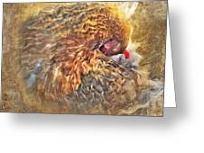 Poultry Passion Greeting Card