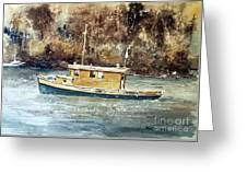 Powell River Canada Greeting Card