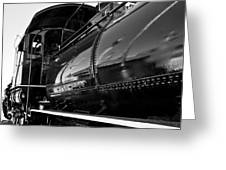 Power In The Age Of Steam 5 Greeting Card