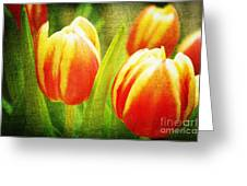 Power Of Spring Greeting Card