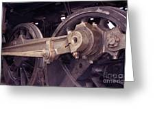 Power Train Greeting Card