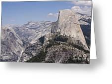 pr 152 - Half Dome 3  Greeting Card