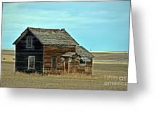 Prairie Home  Greeting Card