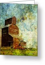 Prairie Times Greeting Card