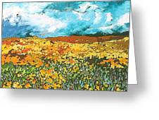 Prairie Vista Greeting Card
