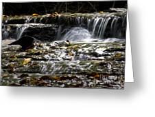 Prather-creek-rapids Greeting Card