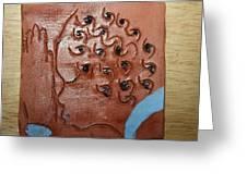 Prayer 35   - Tile Greeting Card