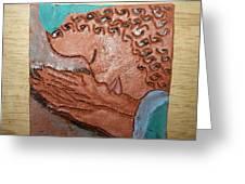 Prayer 36 - Tile Greeting Card