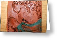 Prayer 41 - Tile Greeting Card