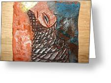 Prayer 7 - Tile Greeting Card