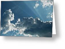 Prayer Cloud Greeting Card