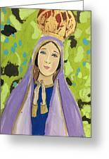 Prayers Of Love Greeting Card