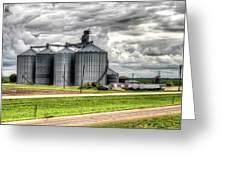 Premier Grain - Ganado, Tx Greeting Card