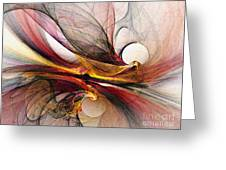 Presentiments Greeting Card