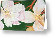 Pretty Maids Greeting Card by Lucinda  Hansen