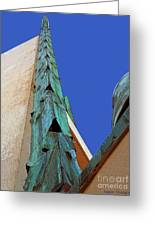 Price Tower One Greeting Card