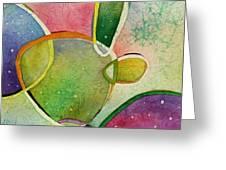 Prickly Pizazz 2 Greeting Card by Hailey E Herrera