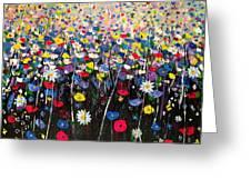 Primavera Greeting Card