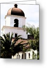 Primera Iglesia Bautista Greeting Card