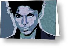 Prince #05 Nixo Greeting Card