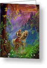 Prince Charming Greeting Card