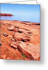 Prince Edward Island National Park Greeting Card