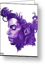 Prince-he Wasn't Finished Greeting Card