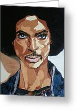 Prince Rogers Nelson Greeting Card