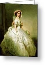 Princess Alice Of The United Kingdom Greeting Card