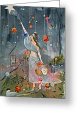 Princess Marcath - The Star Lighter Greeting Card