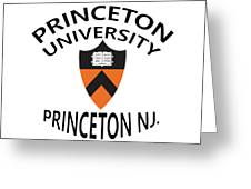 Princeton University Princeton Nj. Greeting Card