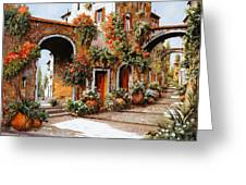 Profumi Di Paese Greeting Card