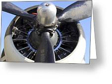 Propellers Greeting Card