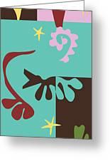 Prosperity - Celebrate Life 1 Greeting Card