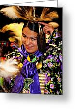 Proud Native Son Greeting Card