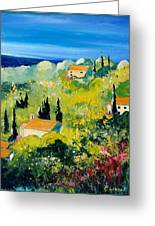 Provence 459070 Greeting Card