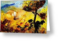 Provence 56 Greeting Card