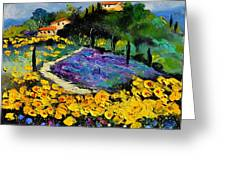 Provence 561140 Greeting Card