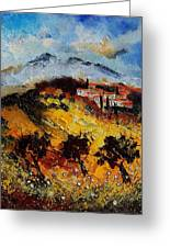 Provence 5678952 Greeting Card