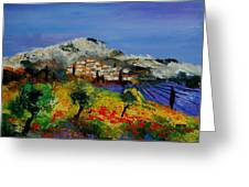 Provence 569010 Greeting Card