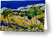 Provence 569060 Greeting Card
