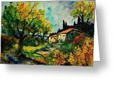 Provence 670110 Greeting Card