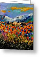 Provence 670170 Greeting Card