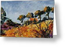 Provence 6741254 Greeting Card
