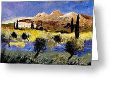 Provence 674525 Greeting Card