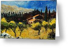 Provence 678965 Greeting Card