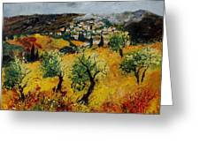 Provence 789080 Greeting Card