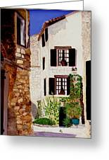 Provence Four Greeting Card