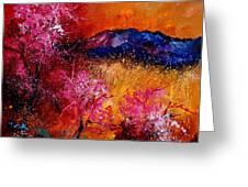 Provence560908 Greeting Card